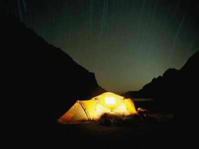 Camping under the Stars in Bolivia by Bobby Model