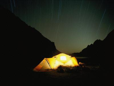 Camping under the Stars in Bolivia