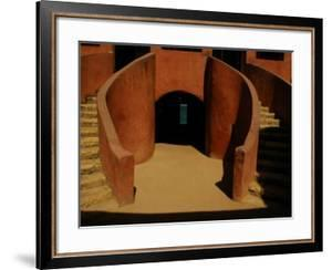 The Door of No Return on Goree Island Off the Coast of Senegal by Bobby Model