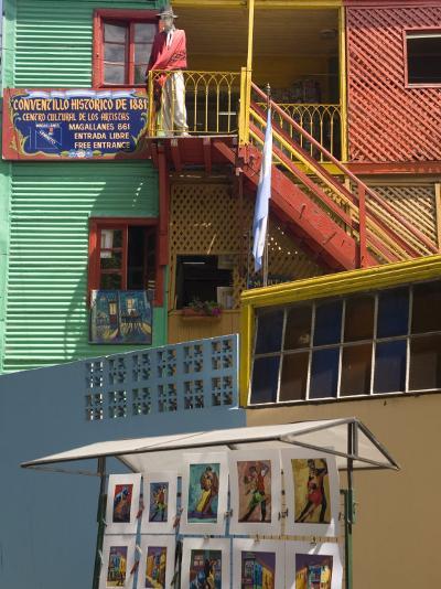 Boca District, Buenos Aires, Argentina, South America-Richardson Rolf-Photographic Print