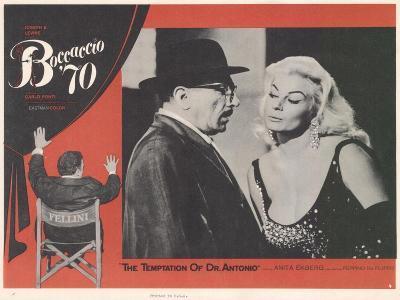 Boccaccio 70, 1962--Art Print
