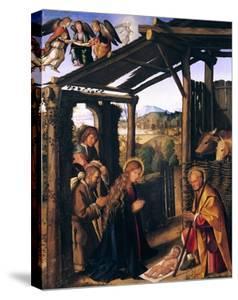 Adoration of Shepherds by Boccaccio Boccaccino