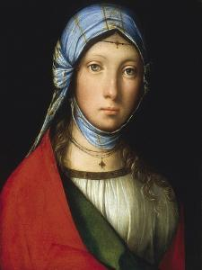 Gypsy Girl by Boccaccio Boccaccino