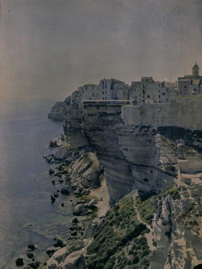 Bocche Di Bonifacio, Sardinia-Henrie Chouanard-Photographic Print