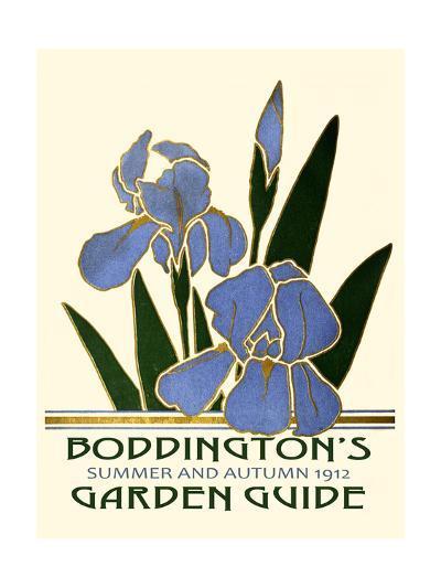 Boddington's Garden Guide IV-Vision Studio-Art Print