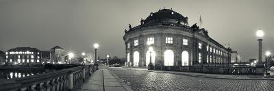 Bode-Museum on the Museum Island at the Spree River, Berlin, Germany--Photographic Print