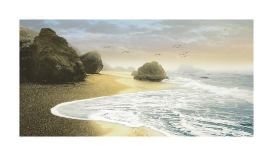Bodega Beach 1-Diego Ceja-Giclee Print