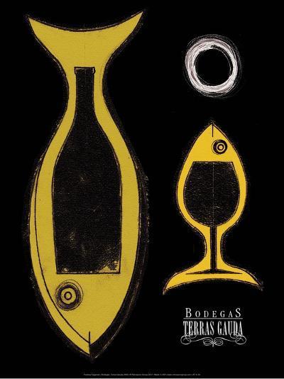 Bodegas, Terras Gauda, 2000-Hudesa Kaganow-Art Print