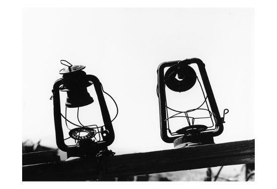 Bodi Lanterns-Albert Koetsier-Art Print