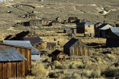 Bodie State Historical Park--Photographic Print