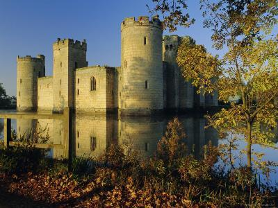 Bodium Castle, Bodium, East Sussex, England, UK, Europe-Ruth Tomlinson-Photographic Print