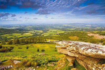 Bodmin Moor, Cornwall, England, United Kingdom, Europe-Kav Dadfar-Photographic Print