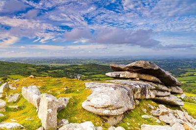 Bodmin Moor, Cornwall, England, United Kingdom, Europe-Kav Dadfar-Photographic Print