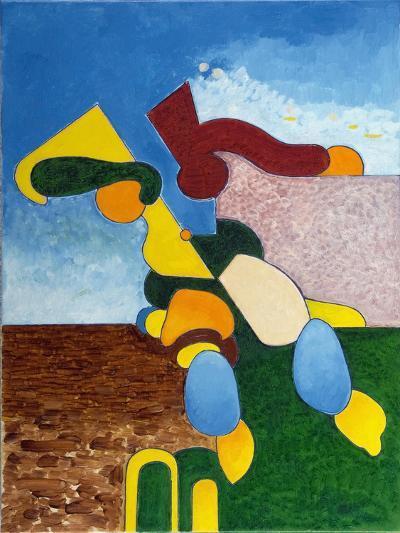 Body and Soul, Nr 2, 2007-Jan Groneberg-Giclee Print