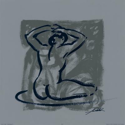 Body Language VII-Alfred Gockel-Art Print
