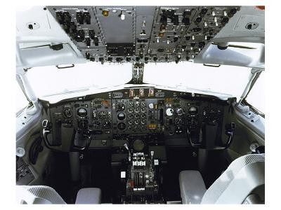 Boeing 727 Jetliner--Art Print