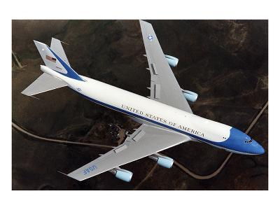 Boeing 747-200B Air Force One--Art Print