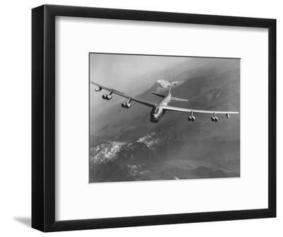 Boeing B-52 Stratofortress in Flight