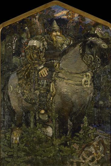 Bogatyr, 1898-Mikhail Alexandrovich Vrubel-Giclee Print