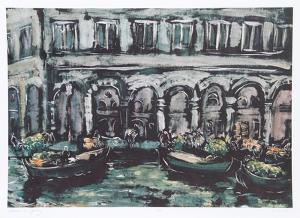 Venice in Spring by Bogdan Grom