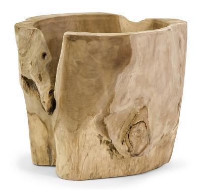 Bogo Teakwood Vase *--Home Accessories