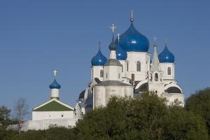 Bogoljubovo Monastery (Bogoljubovskij Monastyr), 17th Century, Near Vladimir, Russia