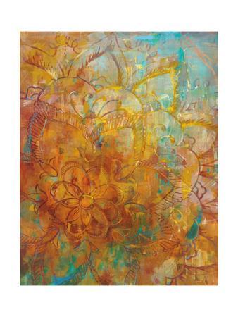 Bohemian Abstract Bright Crop-Danhui Nai-Art Print