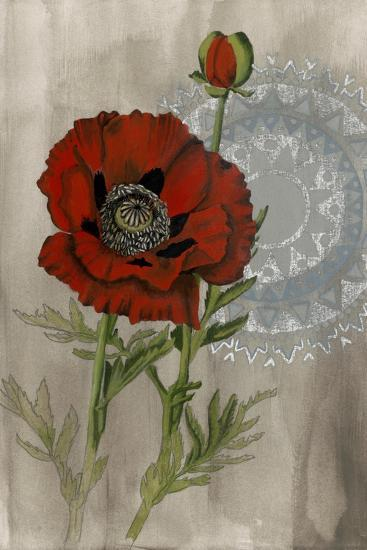 Bohemian Botanical III-Naomi McCavitt-Art Print