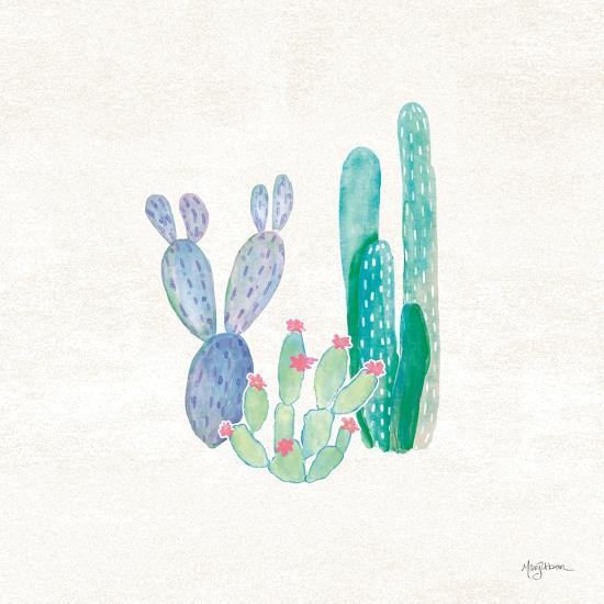 Bohemian Cactus II-Mary Urban-Art Print