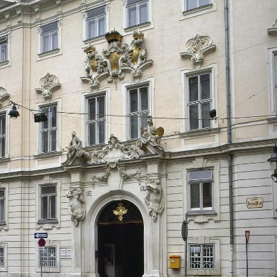 Bohemian Court Chancery--Giclee Print