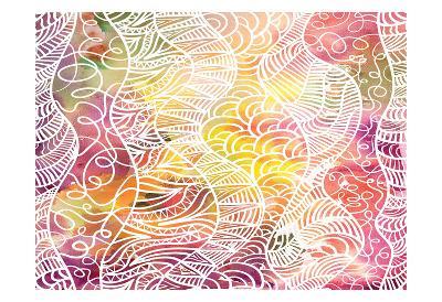 Bohemian Rhapsody-Kristin Emery-Art Print