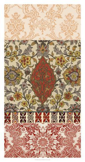 Bohemian Tapestry I-Vision Studio-Giclee Print