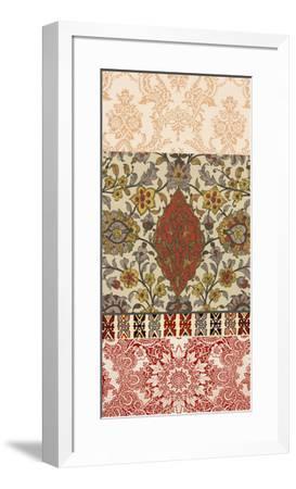 Bohemian Tapestry I-Vision Studio-Framed Giclee Print