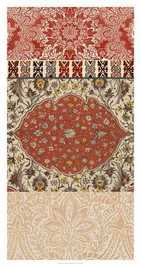 Bohemian Tapestry II-Vision Studio-Giclee Print