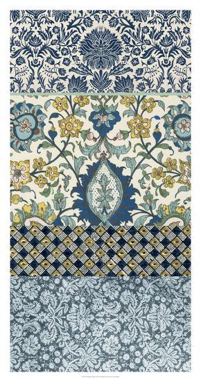 Bohemian Tapestry III-Vision Studio-Giclee Print