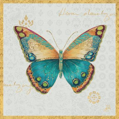 Bohemian Wings Butterfly VIA-Daphne Brissonnet-Art Print