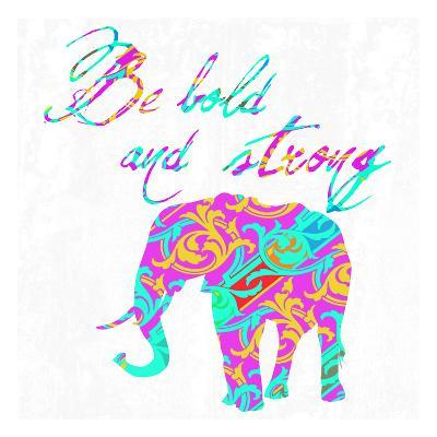 Boho Bold-Sheldon Lewis-Art Print