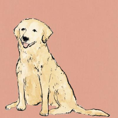 Boho Dogs IV-Clare Ormerod-Giclee Print