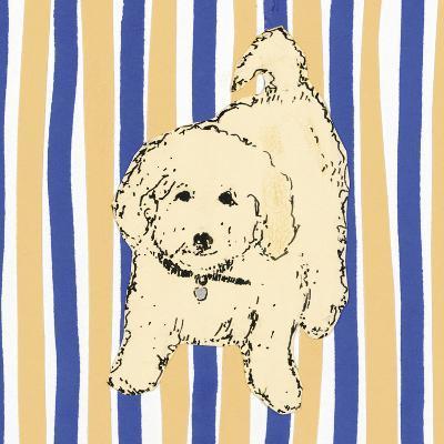 Boho Dogs VII-Clare Ormerod-Art Print