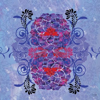 Boho Floral Boutique-Bee Sturgis-Art Print