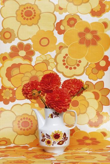 Boho Flowers II-Camille Soulayrol-Giclee Print