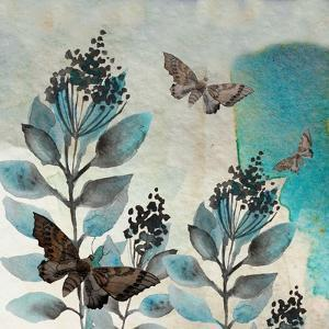 Butteryfly Perspective 1 by Boho Hue Studio