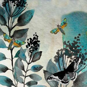 Butteryfly Perspective 4 by Boho Hue Studio