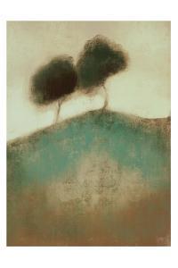 Distant Duo 1 by Boho Hue Studio