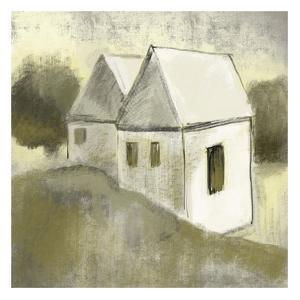 Earthtone Homes 1 by Boho Hue Studio