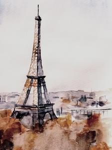 Eiffel View by Boho Hue Studio