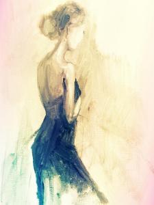 Feminine Solitude by Boho Hue Studio