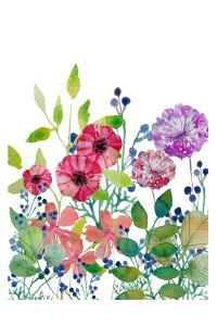 Flowers 5 by Boho Hue Studio