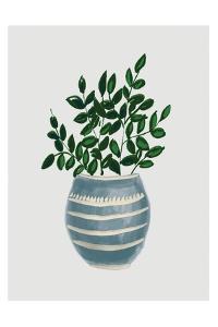 House Pot 1 by Boho Hue Studio