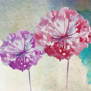 Poof Pair_ADl bigflowers by Boho Hue Studio